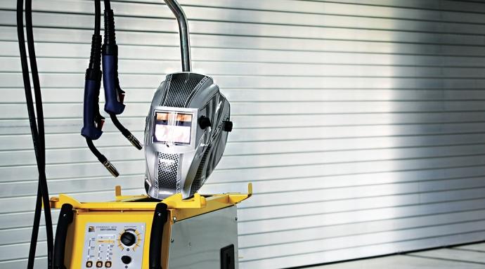 Aluminium & Stahl-Schweißgerät